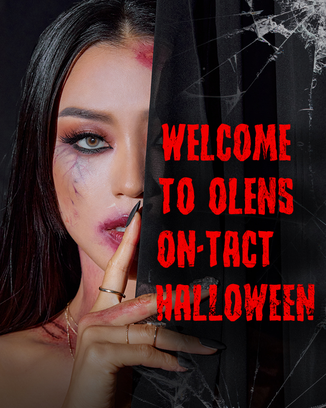 Welcome to OLENS On-tact Halloween
